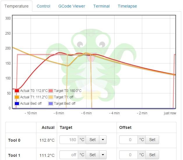 OctoPi Tutorial for Zim - Software - Zeepro Kickstarter